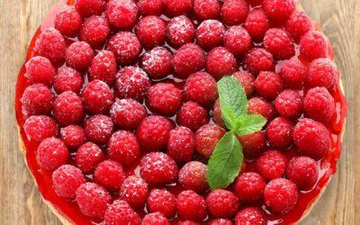 August 1, National Raspberry Cream Pie Day