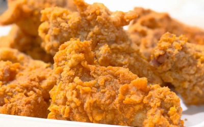 July 6, National Fried Chicken Day